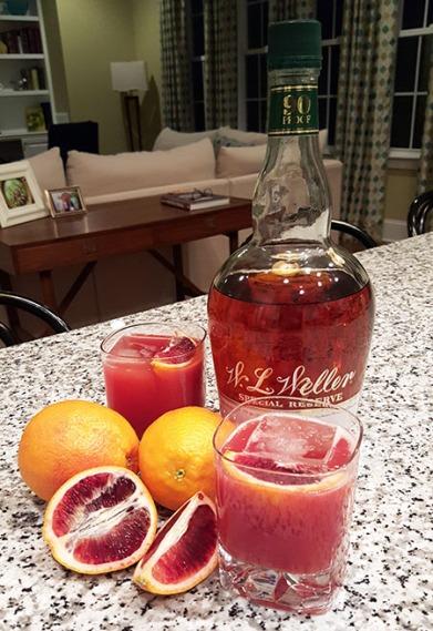 Bourbon Sunrise