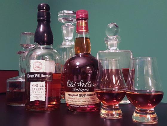 Bourbon und $30 2
